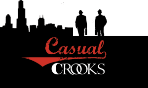 Casual Crooks Business Card design by With Ease Designz