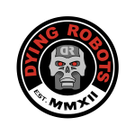 Dying Robots Logo by With Ease Designz